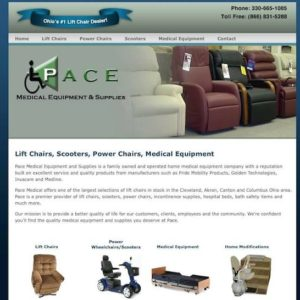 Medical-Supply-Website-Before