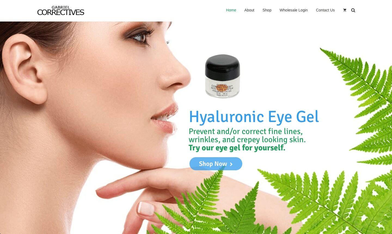 Beauty eCommerce Design