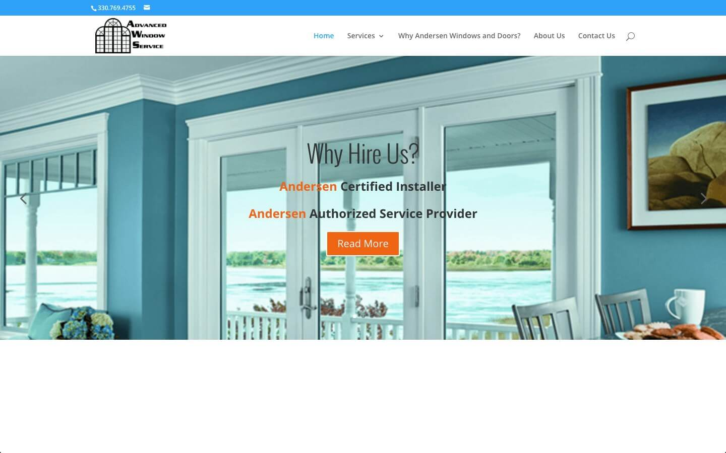 Window Installer Web Design Digitalhipster Inc
