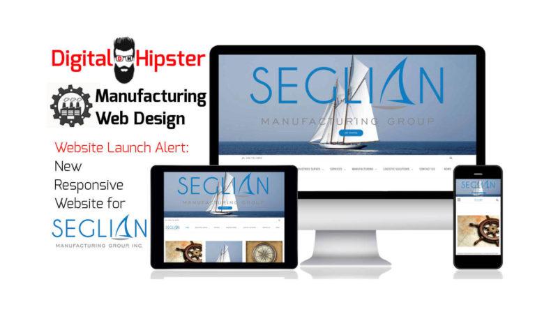 Ohio Manufacturing Web Design