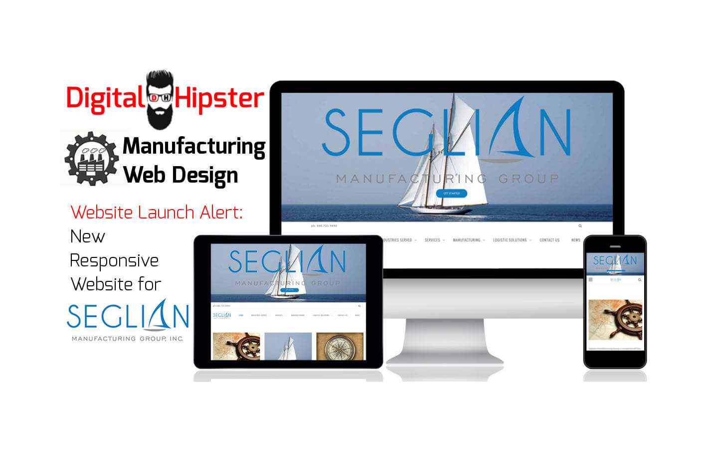 Ohio Manufacturing Web Design