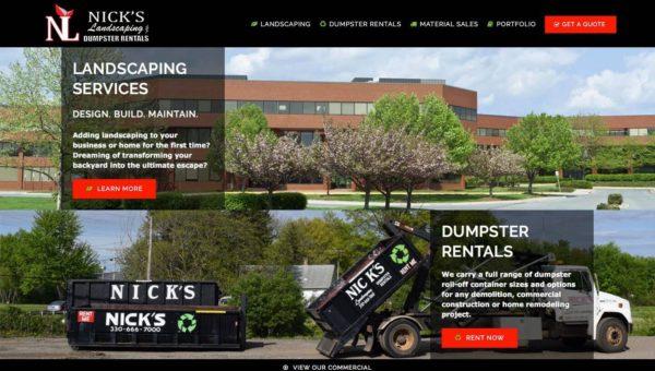 Landscaping-Website-Design