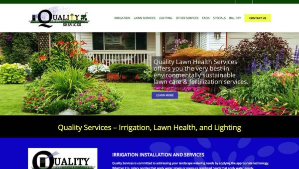 lawn-care-web-design