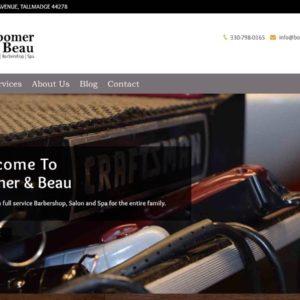Salon-web-design-Akron-photos