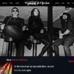 Ohio band website design